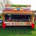 Hot Food, Candy Floss and Doughnuts Catering Trailer For Hire or To Attend Your Event