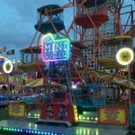 Mini Ferris Wheel Fairground Ride For Hire Or To Attend Your Event