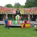 Ghost Train Fairground Ride For Hire Or To Attend Your Event