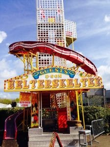 Helter Skelter Slide Fairground For Hire Or To Attend Your Event