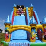 Inflatable Slide Available For Hire or To Attend Your Event
