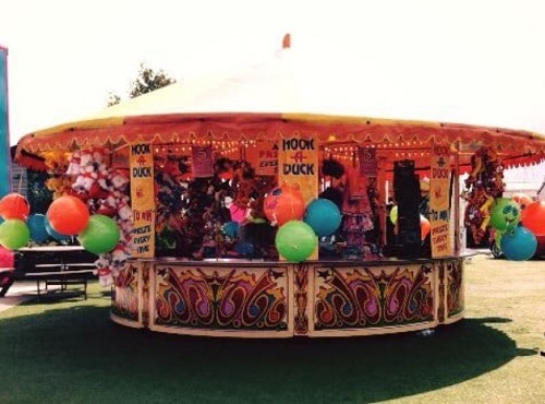 Fairground Side Stall For Hire Or To Attend Your Event