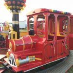 Super Car Train Fairground Ride For Hire Or To Attend Your Event